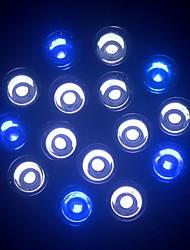 superbright levaram luzes de mergulho aquário luz fishbowl 15w e27 (10white + 5blue)
