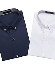 2-Piece Short Sleeve Shirts Combo