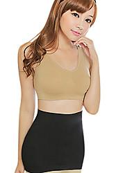 les femmes respirant taille shaper entreprise corset Serre taille de coupe minceur ventre ventre ceinture brûlant ny016 noir gras