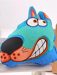 encantadores azules sonriendo juguetes de felpa de algodón cortos + pp para perros gatos