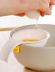 Ecumoire For Pour Egg Plastique Creative Kitchen Gadget