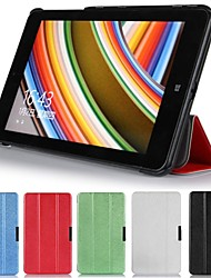 "Smart Ultra Slim Stand Leather Case Cover for Lenovo Thinkpad 8 8.3"" Tablet"