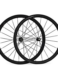 KAYOTE Front 38mm Rear 38mm Width 23mm Carbon Clincher  Bicycle Wheelset