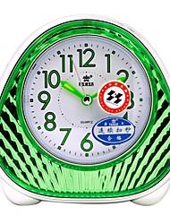 "POWER™ 4.7""H Creative Fashion Style Night-light Snooze  Super Mute Alarm Clock"