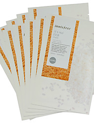 Innisfree It's Real Rice Mask  10pcs