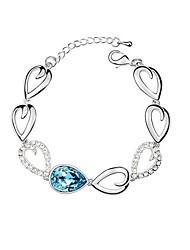 Austrian Crystal Bracelet(More Colors)