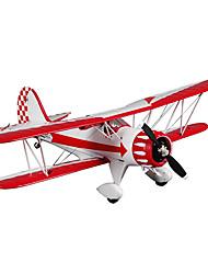 fms 1100mm Waco 4-Kanal RC Flugzeug rot