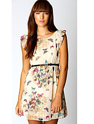 Women's Dresses , Chiffon GIGI