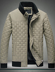 Men's Coats & Jackets , Polyester Casual BQ