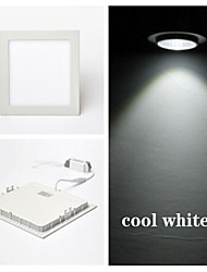 ZDM™ 12W LED Ceiling Lights / LED Panel Lights Recessed Retrofit 60 SMD 2835 900 lm Cool White AC 85-265 V