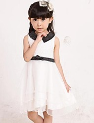 Girl's Princess Sleeveless Dress