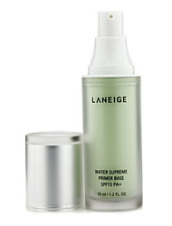 Laneige Water Supreme Primer Base SPF 15 - # 60 Light Green 35ml/1.2oz