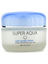 Missha супер аква глубоко гидро крем 50мл / 1.7унц