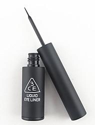 noir imperméable à l'eau séchage rapide charmante eyeliner liquide avec super mince&brosse douce