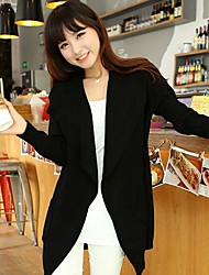 Women's In The Long Knitting Cardigan Sweater Coat Pallium   Sweaters