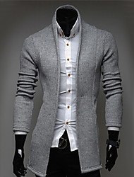 Men's Casual Fashion Knit Cardigan