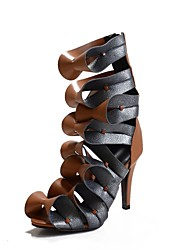 Damenschuhe bc Peep Toe stileeto Heel Sandaletten Schuhe