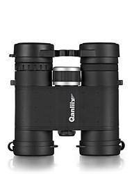 QANLIIY C1-8X32 HD Night Vision Binoculars Pocket Telescope Wide-angle Binoculars 384ft/1000yds
