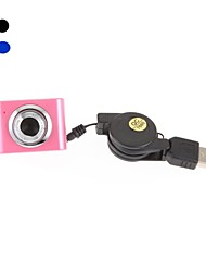 USB 2.0 5,0-Megapixel-HD-Kamera Webcam mit Mikrofon für PC Laptop Notebook