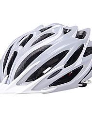 INBIKE unisex 24 respiraderos grises pc + eps a prueba de golpes integralmente moldeado del casco en bicicleta (54-64cm)