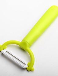 Керамический нож нож случайный цвет 14x3.5x2cm