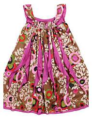Girl's Dress Cotton Summer