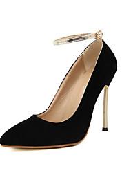 sapatos calcanhares das mulheres apontou toe salto stiletto bombas de sapatos sociais mais cores disponíveis