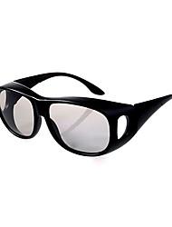 polarizados óculos de split-screen 3d para tv