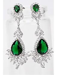 Drop Earrings Women's Vermeil/Brass Earring