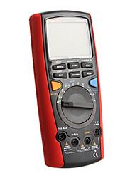 UNI-T UT71B LCD Volt Amp Ohm Temp Frequncy multímetro digital Registrar