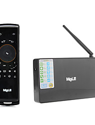 Mele M9 Quad-Core Android 4.2.2 Mini PC Google TV Player con 2 GB di RAM 16GB di ROM + Mele F10 Air Mouse