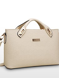 s&h Frauen beige Handtasche