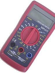 EXPLOIT EM390 High Quality LCD Digital Multimeter Amp Volt Ohm Meter