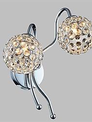 appliques maishang®, moderno metallo G9 / contemporanea