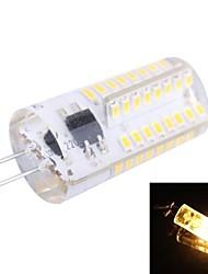g4 3w 180lm 3200k 64x3014 warmweiße LED Glühbirne (ac 200-240 V / AC 100-120 V)