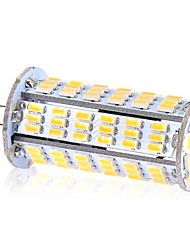 6W G4 Ampoules Maïs LED T 126 SMD 3014 540 lm Blanc Froid DC 12 / AC 12 / AC 24 / DC 24 V