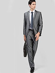 Men's Trend Versatile Long Sleeve Solid Color Suits & Separate