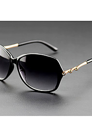 j&x Diamant Anti-UV Metall Sonnenbrille