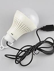 Angibabe®  DC-6V USB Mini LED Hight Power Rechargable Energy Saving Lamp