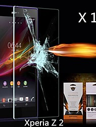 Конечная амортизация протектор экрана для Sony Xperia z2