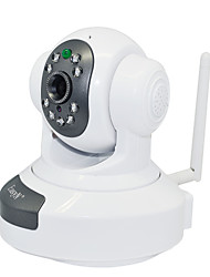 1.0 Mega Pixel HD IP Camera With Powerful Cell Phone Watch Function,P2P