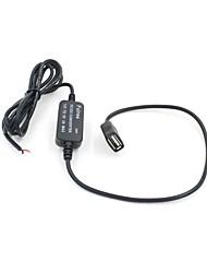 мотоцикл 12v на 5v USB Автомобильное зарядное устройство линии