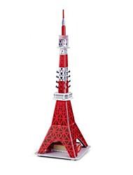 la tour tokyo 3d puzzles jouets de bricolage pour les enfants et puzzle adulte Puzzle (30pcs)