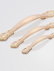 bangpai poignée de quincaillerie pour armoires de style européen, tiroir poignée de style concis moderne, 3202-002