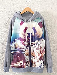 Women's Fashion Prints Pullover Hoodies