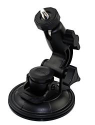 Titular lechón coche 90mm para Hero GoPro 03.02 3+ / SLR / - negro