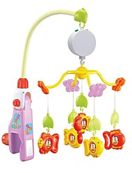 Electric  Auto Rotation Baby  Music Box With 12 Melodies Songs