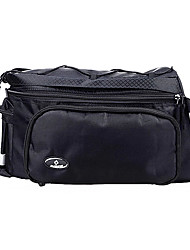INBIKE alta calidad bolsa de maletero impermeable negro