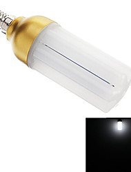 Lampadine a pannocchia 72 SMD 3014 E14 4 W Decorativo 320-350 LM 6000-6500 K Luce fredda AC 220-240 V