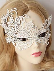 ручной Венеция принцесса белый кружевной классический Лолита маска